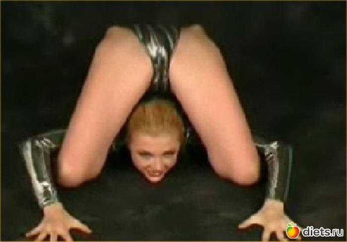 Boneless flexible teen gymnast - XVIDEOS. COM