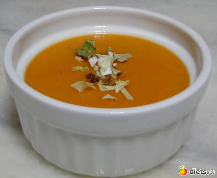 Чечевичный суп - рецепт приготовлен.