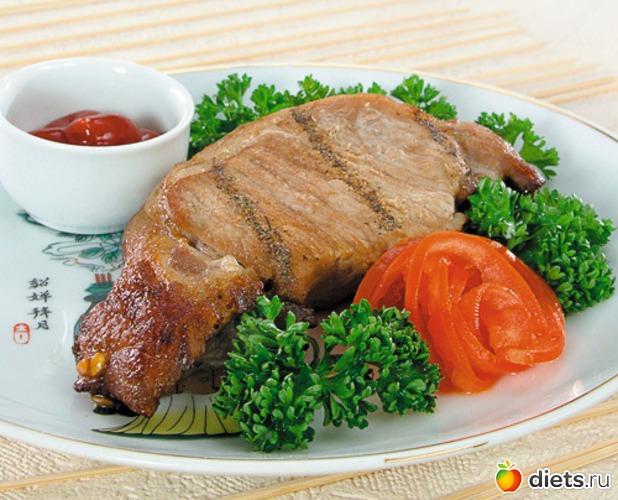 рецепты запеченного мяса в фольге духовке с фото