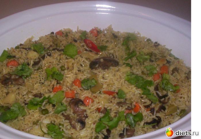 рис в мультиварке рецепт с фото в панасоник