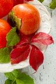 Хурма - сезонный фрукт. Легкие рецепты