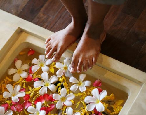 Стройные ножки по-тайски