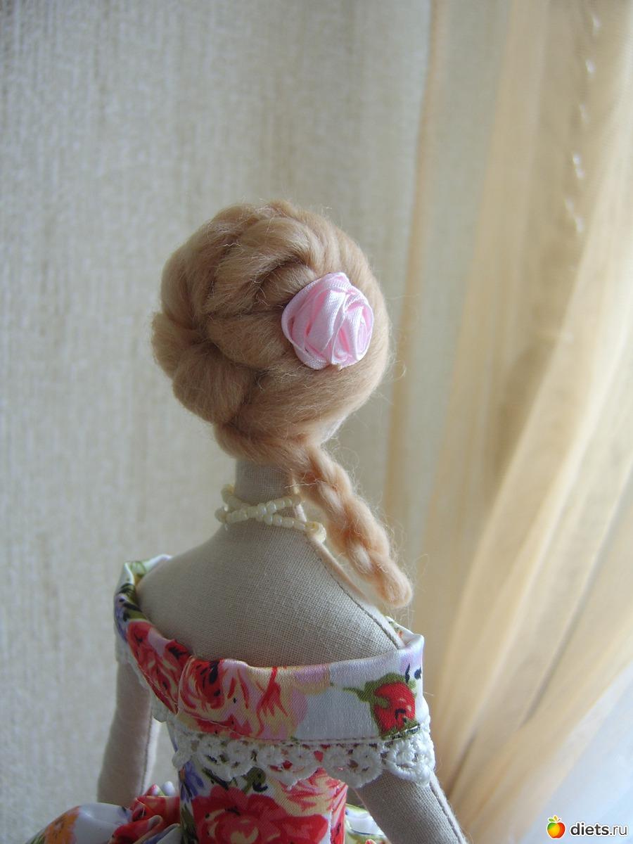 Как сшить куклу в домашних условиях фото