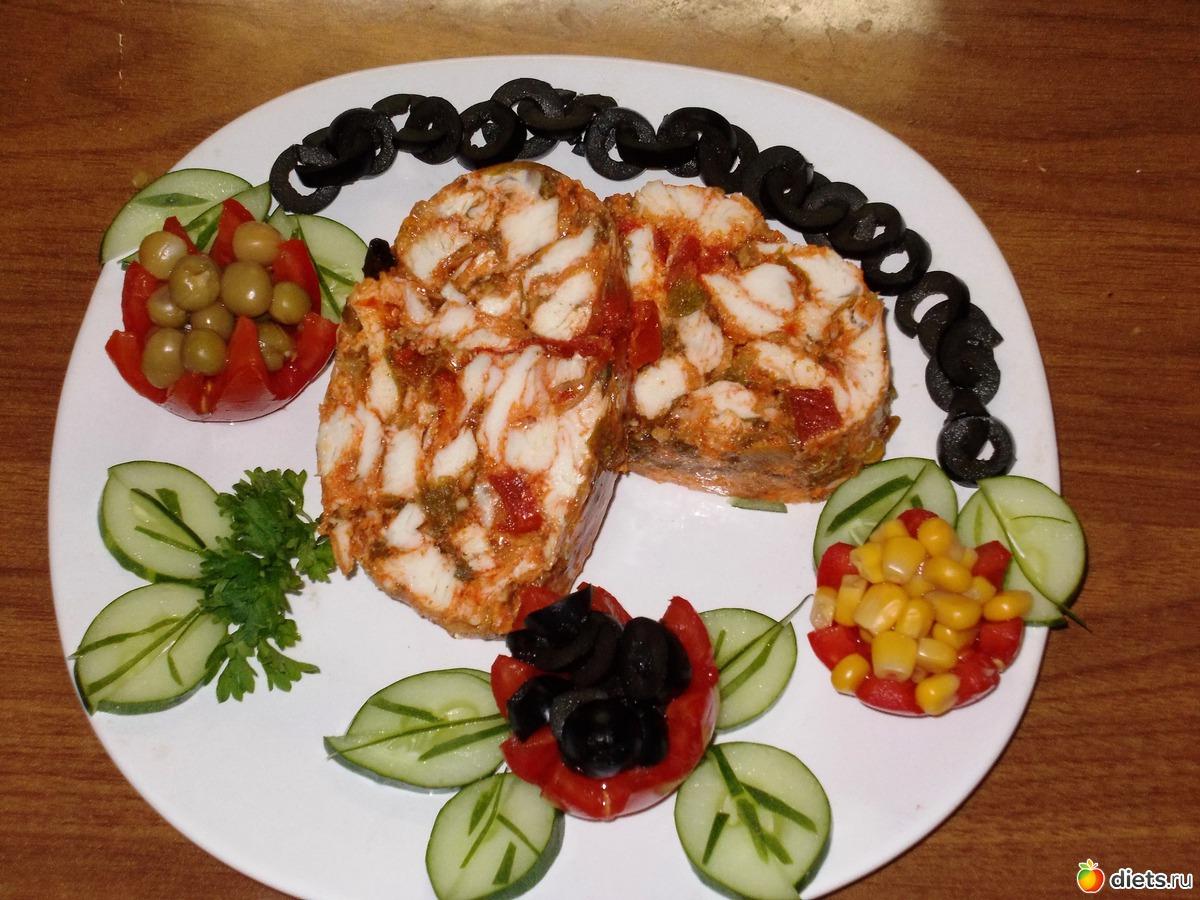 Фото украшений кулинарных блюд