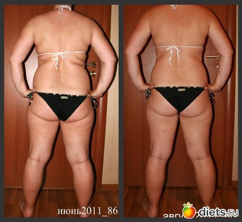 подскажите как похудеть в домашних условиях