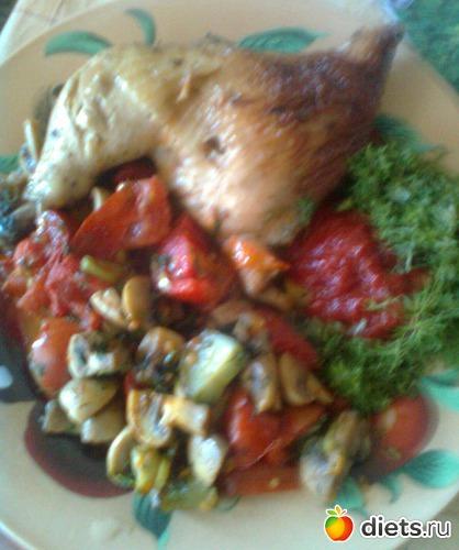 Мясо в горшочках с картошкой и овощами в духовке рецепт с видео