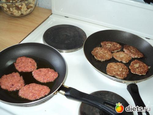 Котлеты, Блюда из кабачков, рецепты с фото на