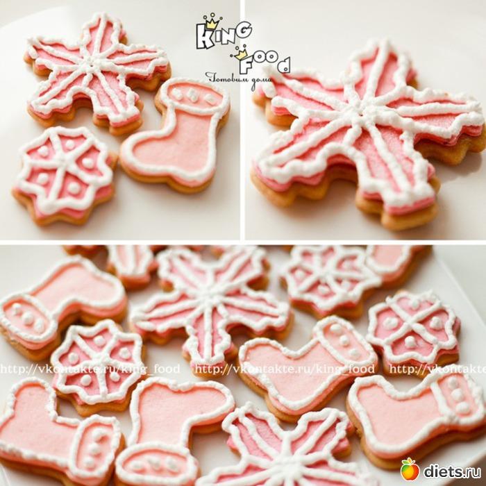 Как приготовить имбирное печенье в домашних условиях 789