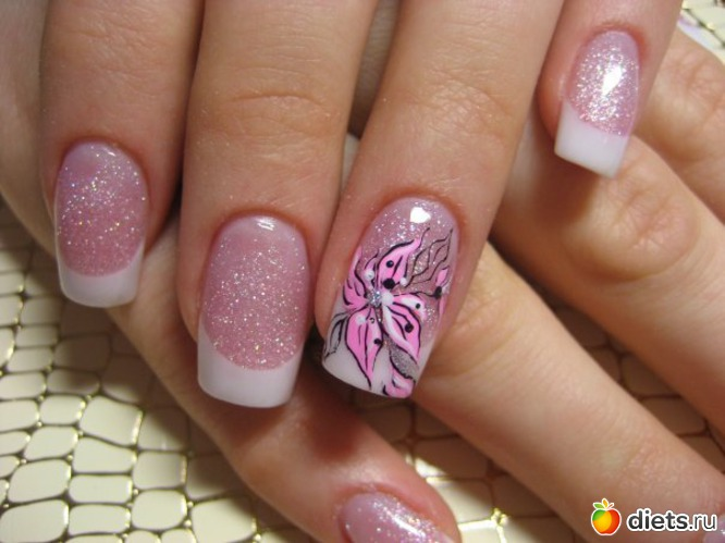Fun Nail Art Designs 2011.