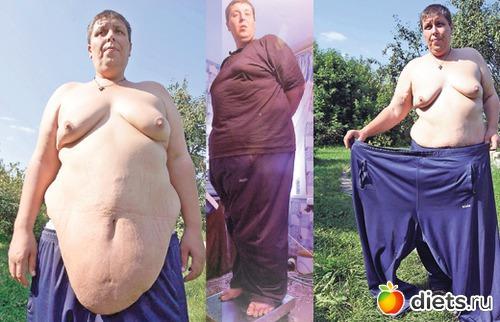 похудеть за 4 месяца