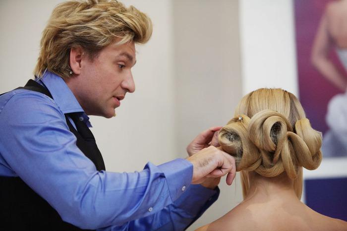 Причёски мастера класса видео