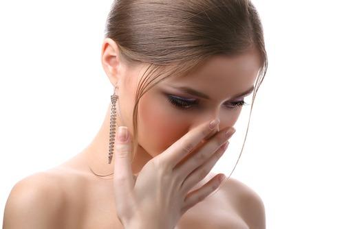 плохой запах изо рта язык
