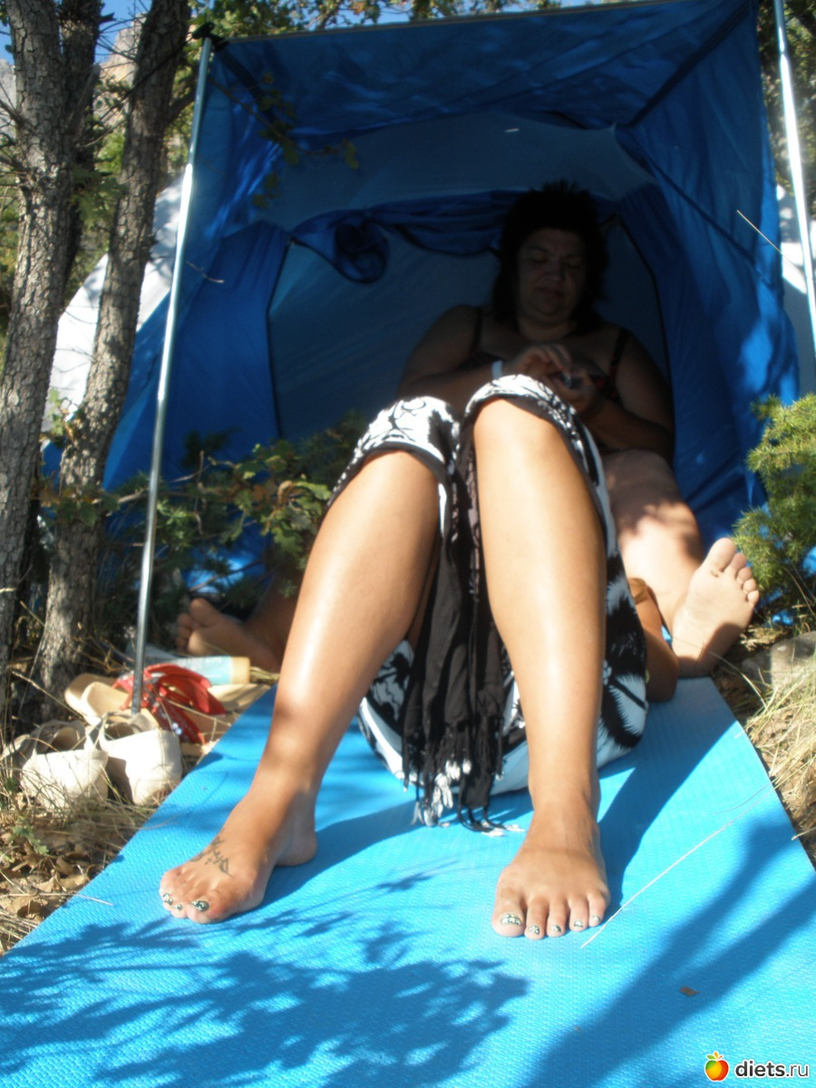 Секс в походных условиях 22 фотография