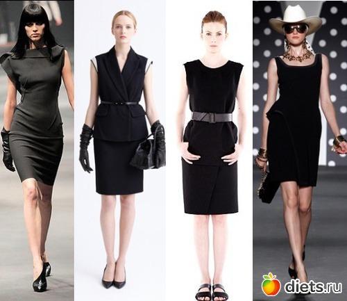 Модные платья и бижутерии