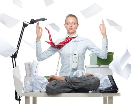 Упражнения для офиса, избавляющие от болей в спине
