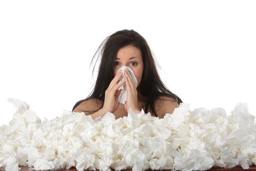 аллергия на физраствор может быть