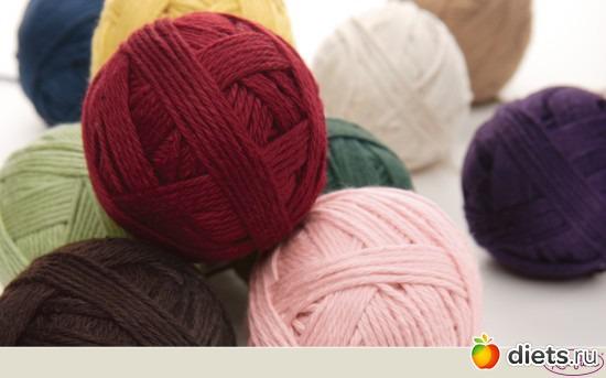 Клубки шерсти - обои, фото, картинки для вязания, нитки, спицы на...