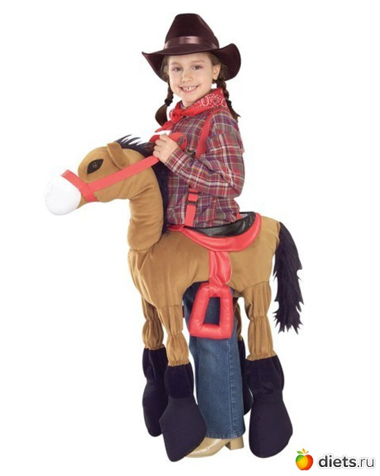 Костюм лошади своими руками фото 2