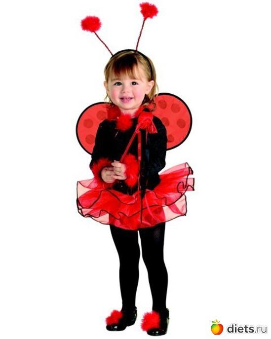 Карнавальные костюм своими руками для девочки