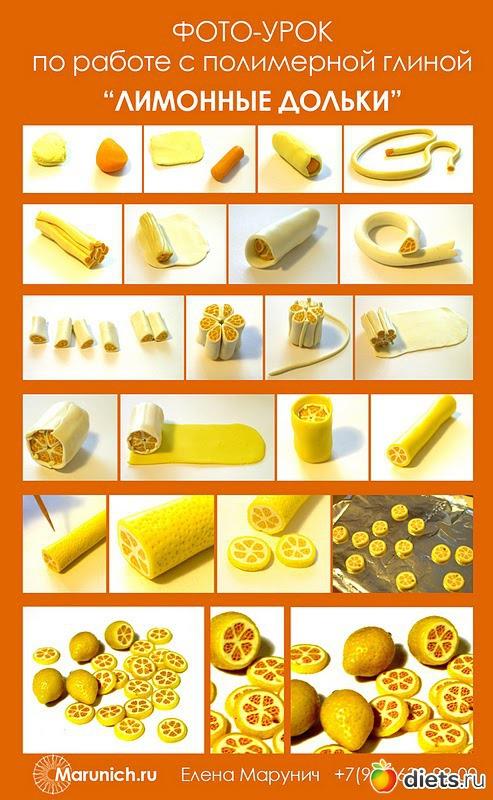 Банановая глина своими руками