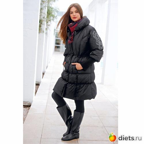 купить стеганную женскую куртку.