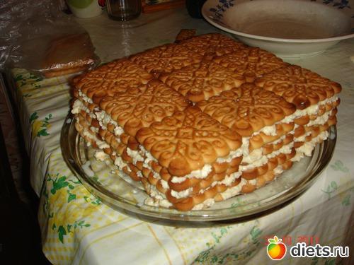 Торт не надо печь рецепты с фото