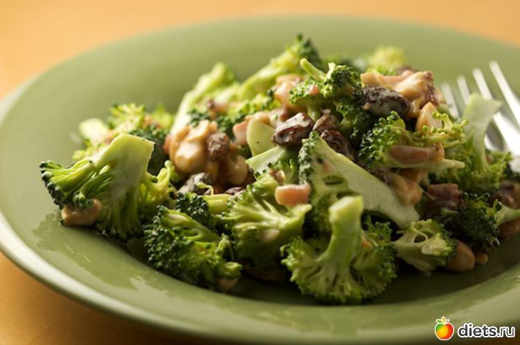 Блюда из брокколи рецепты вкусно