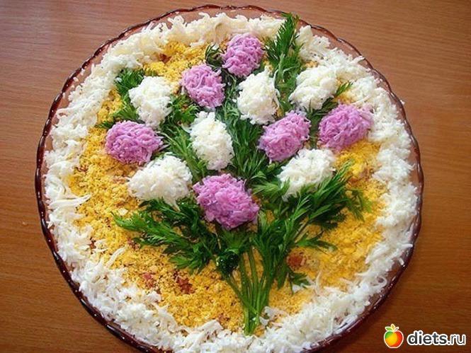Рецепти салатов з фотографоями