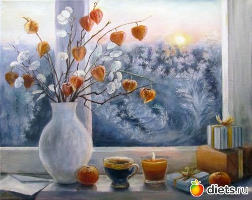 картины ольги воробьевой натюрморты: