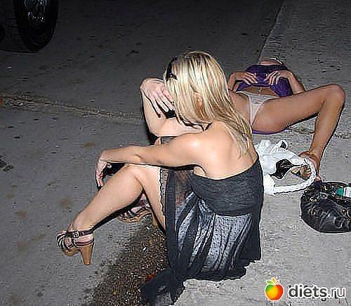 эро пьяные фото