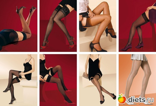 Толстые ноги в колготках фото 602-195
