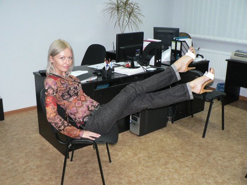 Гимнастика при геморрое на рабочем месте
