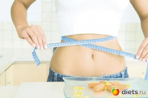 как похудеть за день на 2 килограмма