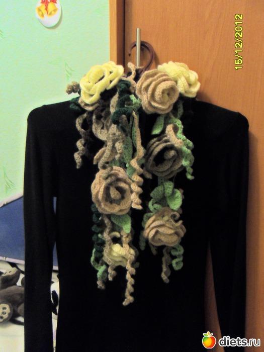 заказ вот такой шарф-боа