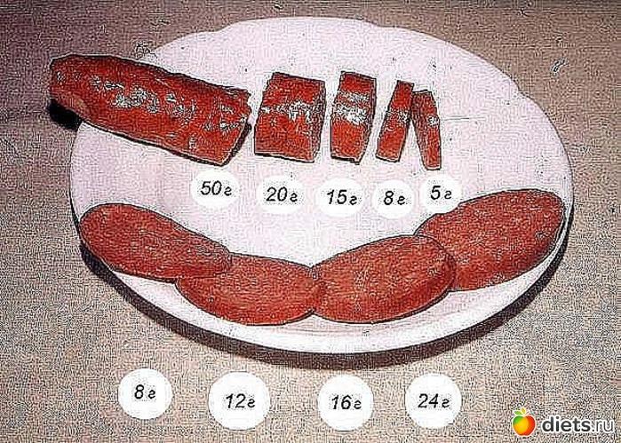 Форель (нарезка, отборная, развесная, на подложке, в вакууме, слабосоленая)