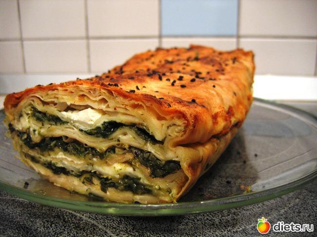 Фото рецепт турецкий пирог
