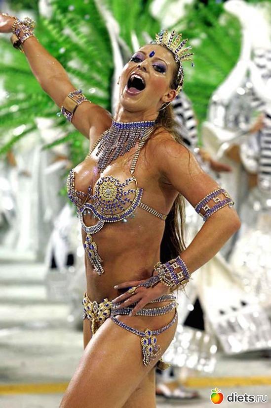 Эротические фотографии карнавала в Бразилии Сексуальные фото, фото