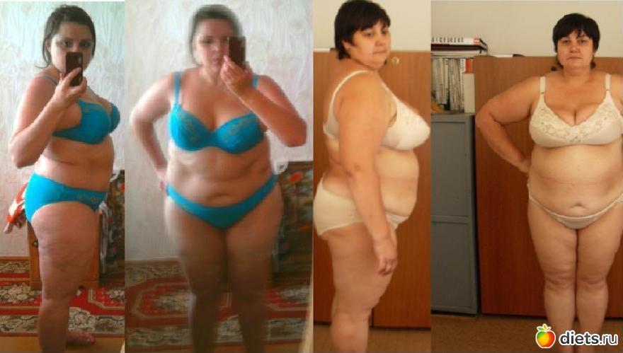 Как похудеть на много килограммов