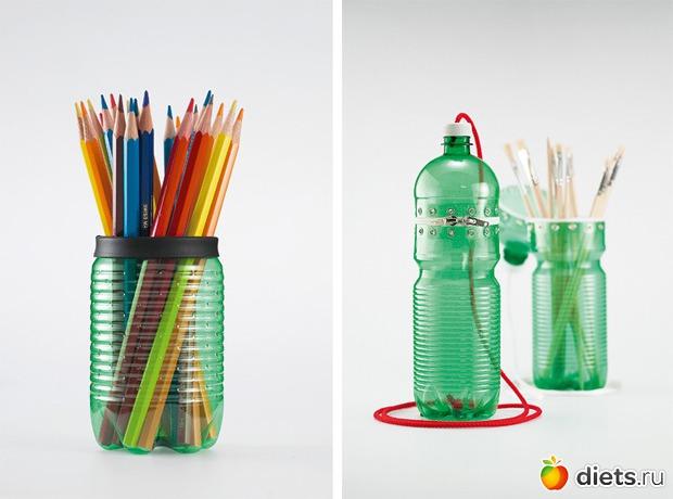 Подставка из пластика своими руками