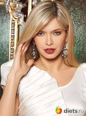 Нормально фото девушки блондинки