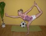 Растяжка - шаг к гибкости и грации