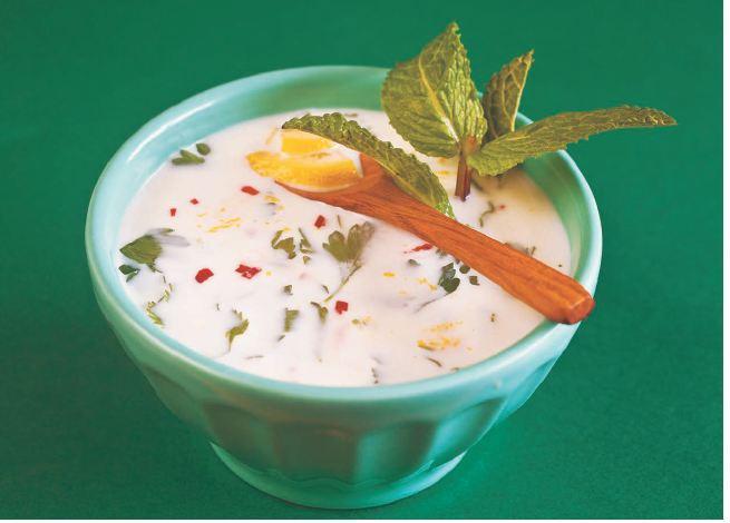 раиты индийские холодные супы из йогурта рецепты онлайн