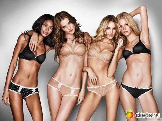 девушки красивые без одежды фото