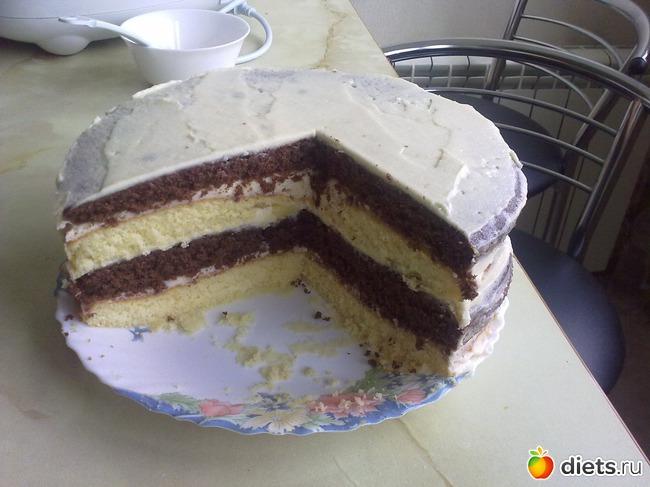 Торты рецепты с фото коржи с о