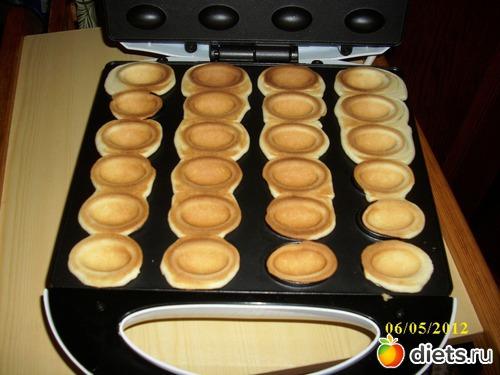 Печенье орешки с вареной сгущенкой рецепт пошагово 167