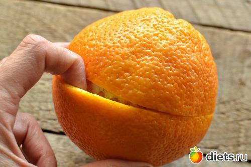 Как сделать апельсин своими руками
