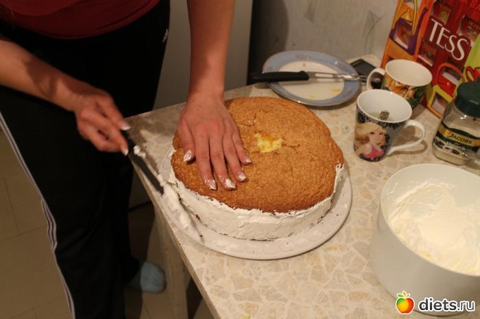 Печь торты в домашних условиях