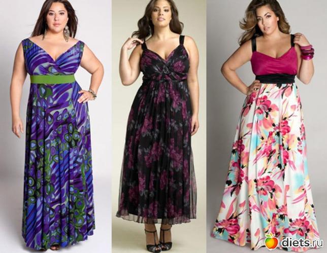 Модели платьев для женщин