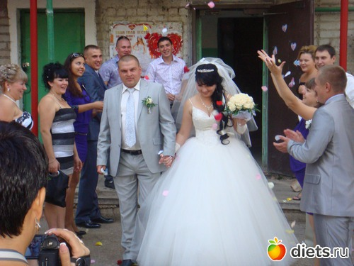 Вот это погуляли на свадьбе