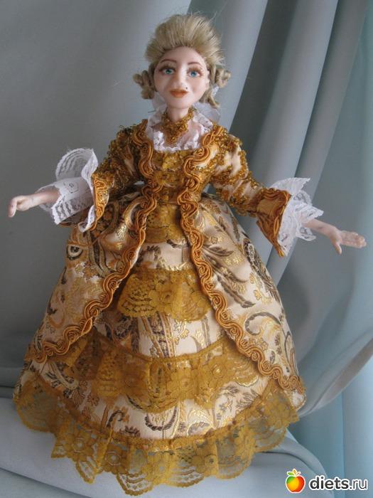 Платье в стиле 18 века своими руками